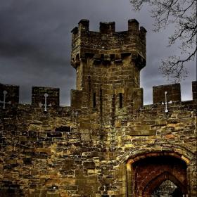 замъкът Уоруик