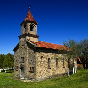 Църквата на село Ялово