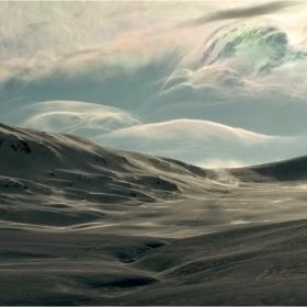 Бяла пустиня омагьосва душите ни :)