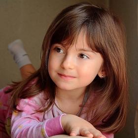 Как светло е във детските очи, когато са безгрижни, пълни с вяра...