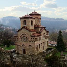 Църквата Св. Димитър във В.Търново