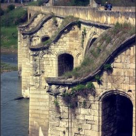 Мостът на Колю Фичето в с. Бяла