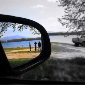 Погледнато в огледалото...