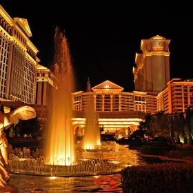 Las Vegas, Caesars Palace Hotel