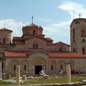 църква Свети Климент и Пантелеймон, Охрид