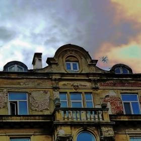 Балконът на Жулиета!