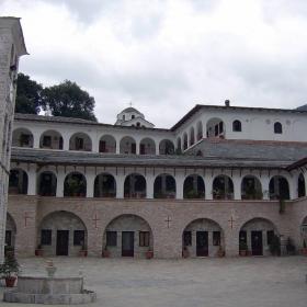 манастир Св. Богородица Икосифиниса