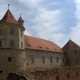 Крепостта Фъгъраш (ХІV век) - 1