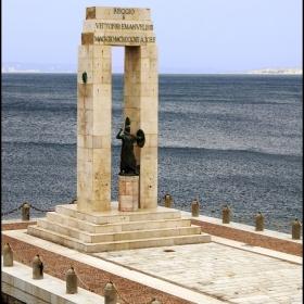 Реджо ди Калабрия - на брега на Йонийско море