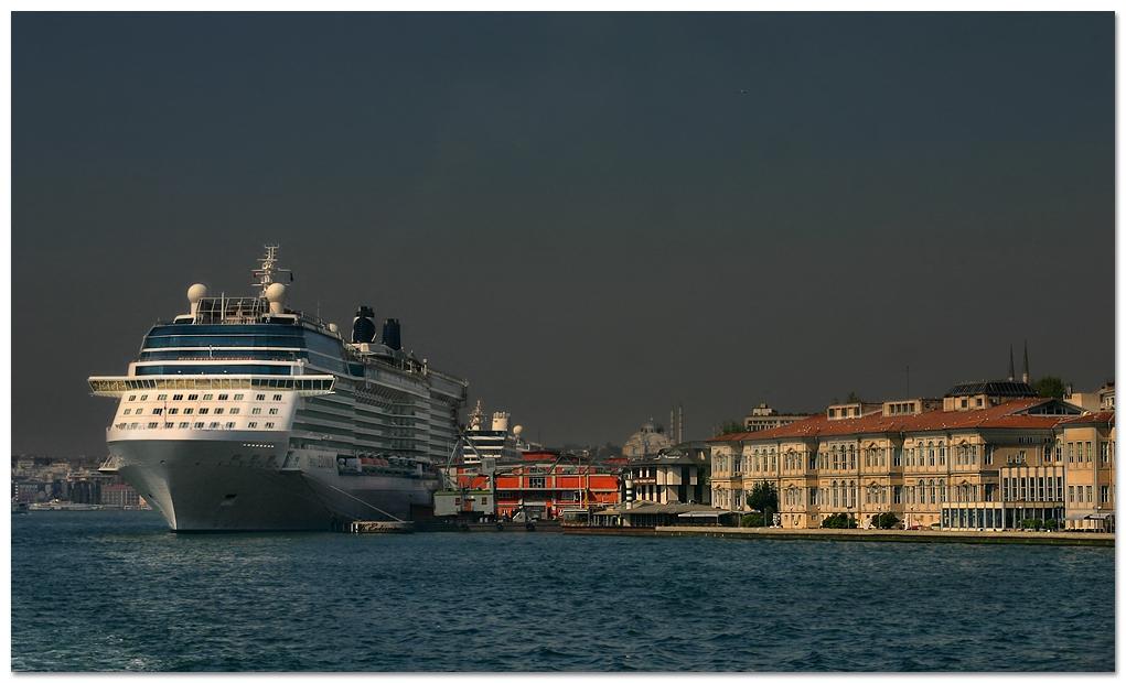 - Порт Истанбул -