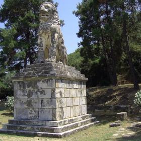 Лъвът на Амфиполис (ІV в.пр.н.е.)