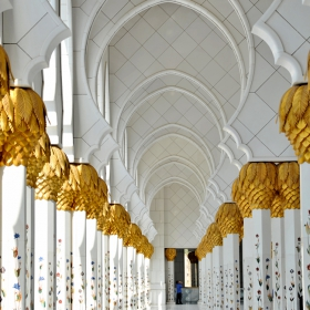 Skeikh Zayed Grand Mosque