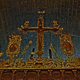 Вярата и златото!