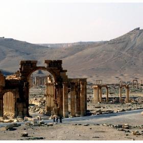 Още един поглед към Палмира