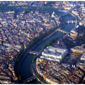 Днес прелетях над Вечния град 3