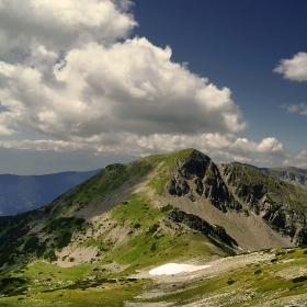 Планинско