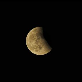 Лунно затъмнение - 15/06/2011