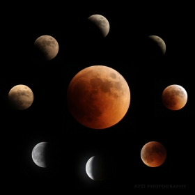 Moon Eclipse 2011