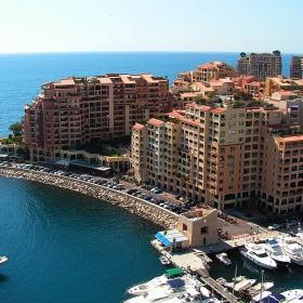 Монако - Изглед