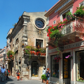 Taormina Sizili