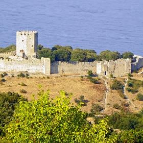 Крепостта Платамон
