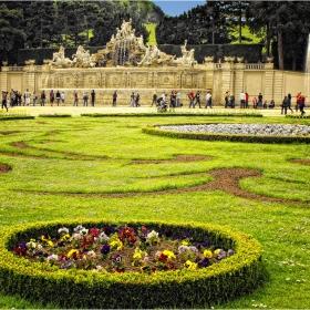 Градините на Шьонбрун