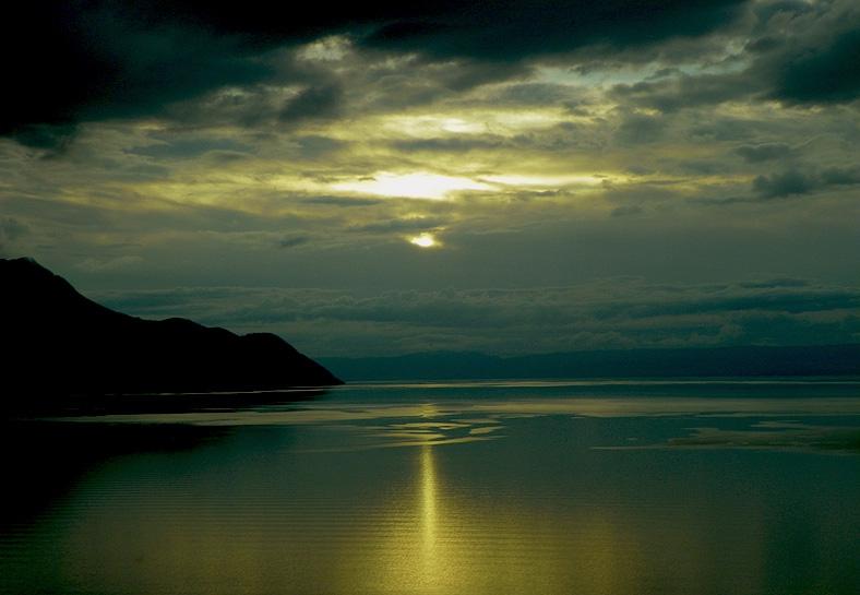 Залез над Леман
