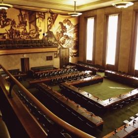 Най-старата зала в ООН (Женева)