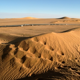 Следи в пустинята 2