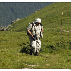 10 юли 2011г -  Въпреки жегата, неочаквани срещи в подстъпите към връх Ботев...