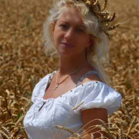 Кралица на житата...:)