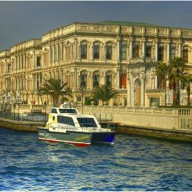 Истанбул 14 -17 април - дворецът