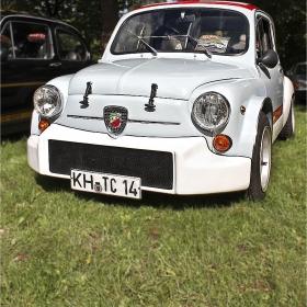 Fiat Abarth 1000 TC - 1966г.