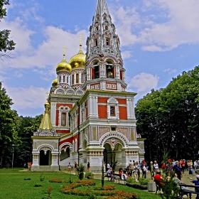 Храм-паметник  Рождество Христово