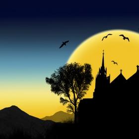 На лунна светлина