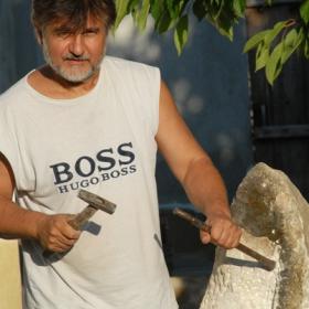 скулптор-едно ново хоби на GQG!