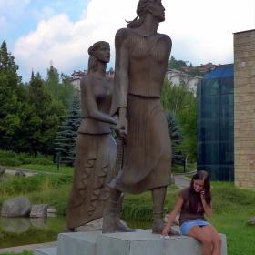 Насаме с Орфей и Евридика