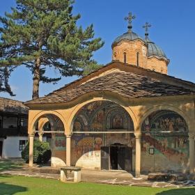 Батошевски манастир-Успение Богородично