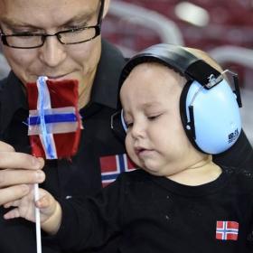Бебе от Норвегия