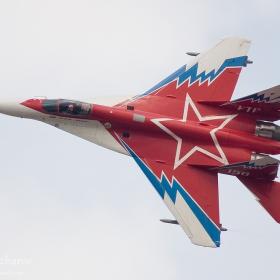 МиГ-29ОВТ  БИАФ 2011