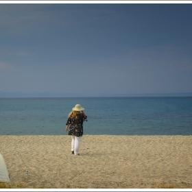 Жената и Морето...