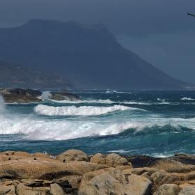 Cape Town - Sea Point - поглед към океана