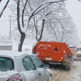 Днес БТРите, утре танковете и снеговалежа е овладян!