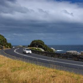 Из Table Mountain National Park (3) - панорамния път на изток от Cape Town