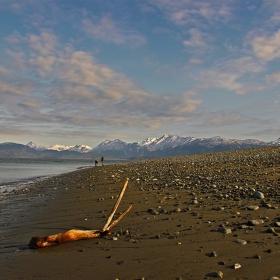 Хомър, Аляска - горният ляв ъгъл на света. Също така - царство на белоглавите орли.