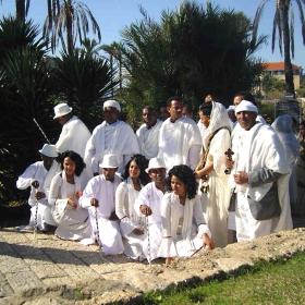 етиопска християнска  сватба-7.01.2012 (3)