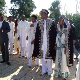 етиопска християнска  сватба-7.01.2012 (4)