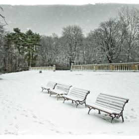 Зима в парка 2
