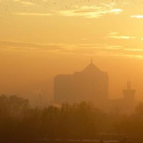 Мъгла над Пловдив