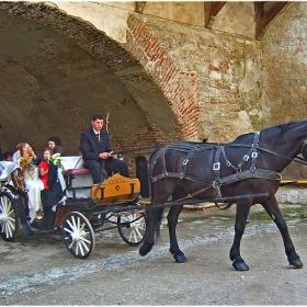 Крепостта Făgăraş (ХІV-ХVІІ в.) – почти както в онези времена!